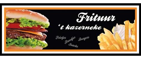 Frituur 't Kazerneke